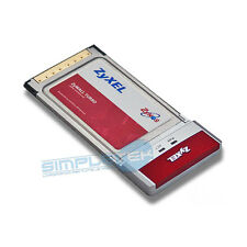 ZYXEL Turbo Card Extension CARD PCMCIA PER ZYWALL 5 Router #35