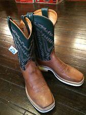 Mens Western Boots 7.5 D SQC1829