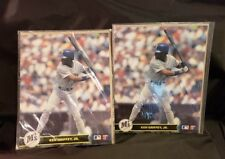 CMC 1990 MLB Ken Griffey, Jr. Action Photos 2 Picture Series No. 1 Combo