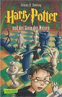 HARRY POTTER (Band 1)   und der Stein der Weisen   Joanne K. Rowling TaschenBuch