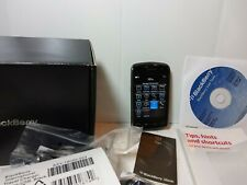 BlackBerry Storm 9530-Black,- Original Box 8GB card, Parts or Repair