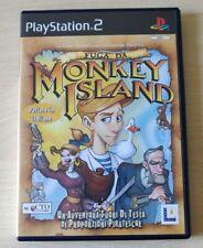 FUGA DA MONKEY ISLAND PS2 ITALIANO COME NUOVO PLAYSTATION 2 ITA COMPLETO