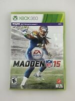 Madden NFL 15 - Xbox 360 Game - Tested