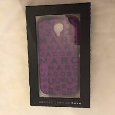 Marc By Marc Jacobs Designer Phone Case Cover Samsung Galaxy S4 Black Gift UK