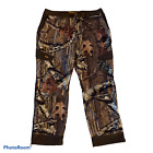 Under Armour Insulated Camouflage Hunting Pants Mossy Oak Breakup Infinity 42×32