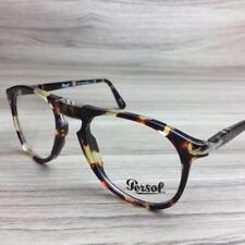 Persol 9714-V-M Folding Eyeglasses Tabacco Virginia Tortoise 985 Authentic 50mm