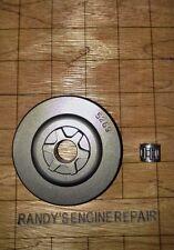 """214390 sprocket clutch drum 3/8"""" McCulloch Mac 120 130 140 PM310 Mini Mac 35"""