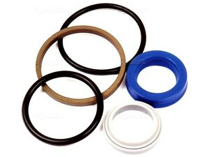 POWER STEERING RAM SEAL KIT FOR FORD 5640 6640 7740 7840 8240 8340 TRACTORS