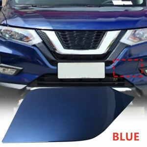 Fit For 2017 2018-20 Nissan Rogue Car Front Bumper Tow Eye Hook Access Cover Cap