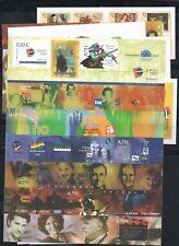 ESPAÑA AÑO COMPLETO 2002 ( SERIE DE SELLOS Y HOJAS BLOQUE) INTERESANTE