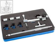 Druckluft Werkzeug Set Ventilfederspanner Satz Ventile austauschen Montage Kfz