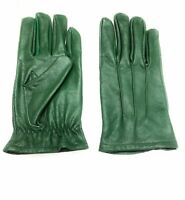 Men's Leather Costume Driving Gloves Unlined Medieval Formal Victorian Steampunk
