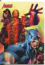 The Complete Avengers Earths Mightiest Heroes Chase Card MH16
