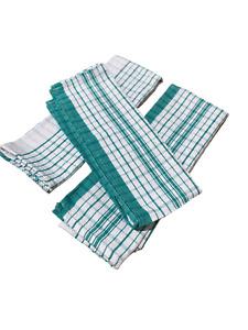 100 x Commercial Grade Tea Towels HEAVY DUTY 100% COTTON Linen Premium Quality