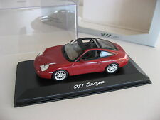 Minichamps Porsche 996 911 Targa 1:43 Dealer Item