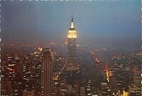 B32436 The Observation Roof a Top the RCA Building New York    usa