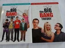 2x the Big Bang Theory - Staffel 1 + 2