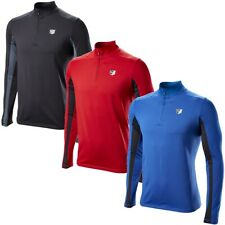 New Wilson Staff Mens Performance Thermal Tech Pullover - Pick a Size & Color