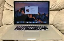 "Apple MacBook Pro Retina 15.4"" 2.6 i7 16GB 1TB SSD FCX Logic Office 2016"