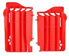 RADIATOR LOUVRES HONDA CRF450 13-14 RED BLACK OR WHITE RADIATOR COVERS