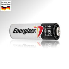 2 Energizer 12 Volt Alkaline Batterie A23 23AE LR23 8LR932 LR23A L1028 A23S V DC