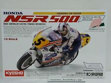 Kyosho 1/8 RC Hang on Racer NSR 500 Motorcycle Model Kit 3021 from Japan