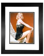 Marilyn Monroe  -  001  8x10 Photo Framed 11x14