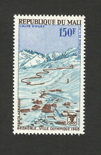 Mali -MNH STAMP , 150 F - Winter Olympic Games, Grenoble - 1968.