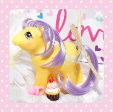 ❤️My Little Pony MLP G1 Vtg 1987 BABY First Tooth Nightcap Slumber Party Pony❤️