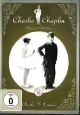 DVD/ Charlie Chaplin Clásico Colección Vol. 3 - & Carmen nuevo y emb. orig.