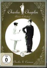 DVD/ Charlie Chaplin Classic Collection Vol. 3 - Charlie & Carmen !! NEU&OVP !!