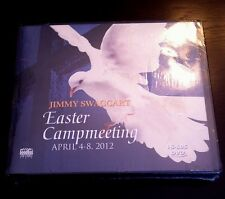 JIMMY SWAGGERT EASTER CAMPMEETING - APRIL 4-8 2012 - 15 DVD SET - NEW AND SEALED
