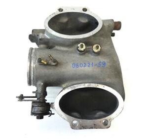 Porsche 928 S4 9281101210R 0280120322 Throttle body throttle valve