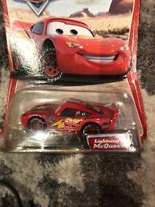DISNEY Pixar CARS  2005  Mattel DIE-CAST  LIGHTNING MCQUEEN #95