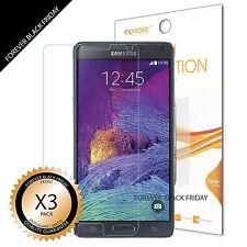 Samsung Galaxy Note 4 Screen Protector 3x Anti-Glare Matte Cover Guard Shield