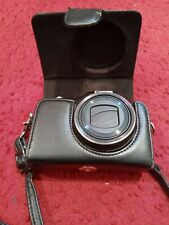 Canon Powershot SX130 IS 12.1 MP 12x Digital Camera - Black