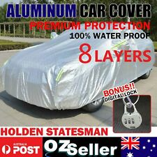 For Holden Statesman Aluminum Car Covers UV Resistant Sun Dust Proof Protection