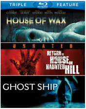 House of Wax Return to House on Haunt 0883929268153 Blu Ray P H