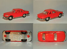 NOREV MICRO - MINIATURES PANHARD 24 CT  1/87ème 1960 rouge