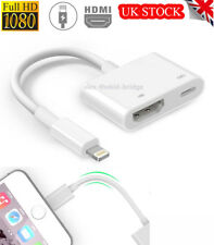 Lightning To HDMI Digital AV TV Cable Adapter For iPad iPhone Xs Max XR 8 7 6s
