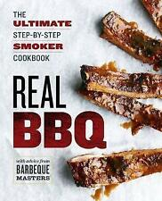 NEW Real BBQ: The Ultimate Step-By-Step Smoker Cookbook by Will Budiaman