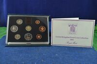 Royal Mint United Kingdom Proof Coin Collection 1983 sw188