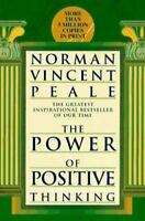 The Power of Positive Thinking by Norman Vincent Peale (1996, Paperback)