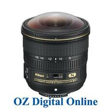 New Nikon AF-S Fisheye Nikkor 8-15mm F/3.5-4.5E ED Lens for D750 D850 1 Yr AuWty