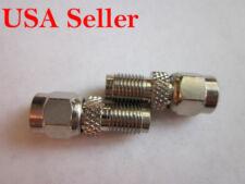 5 pcs SMA male plug to female Coax Connector Adapter Top Quality E6897 USA