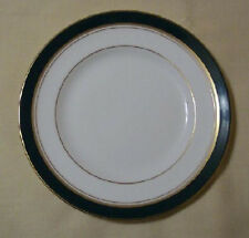 Royal Worcester Howard Green Bread Plates (3), old new stock