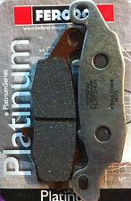 FERODO PASTIGLIE FRENO ANTERIORE per SUZUKI GSX 750 W / X / Y / K1 (left) 2004