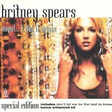 Oops!...I Did It Again by Britney Spears (CD) - **DISC ONLY**
