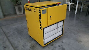 Kaeser SM11 10HP Air Compressor