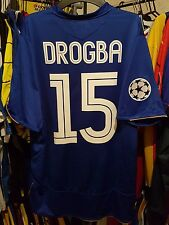 Chelsea Centenary Football Shirt Champions League Drogba 15 Extra Large